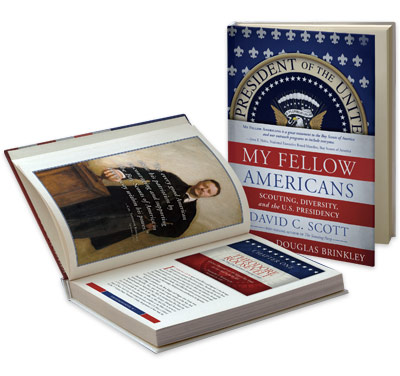 My Fellow Americans: Scouting, Diversity, and the U.S. Presidency by David C. Scott